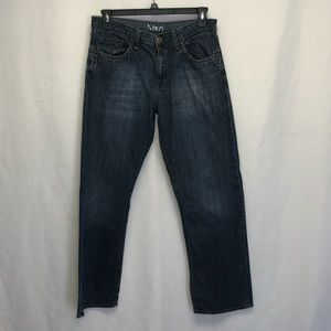 Mavi Matt 100% Cotten relaxed cut jeans 33x32
